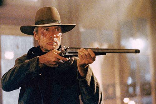 Unforgiven Clint Eastwood Western Badass