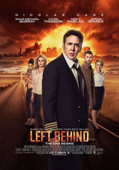 'Left Behind' poster