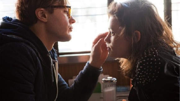 Michael Pitt and Astrid Bergès-Frisbey in Mike Cahill's I Origins
