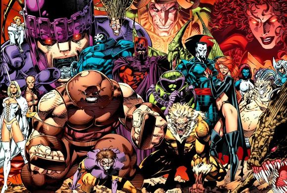 Marvel Comics Villains Widescreen 2 HD Wallpapers
