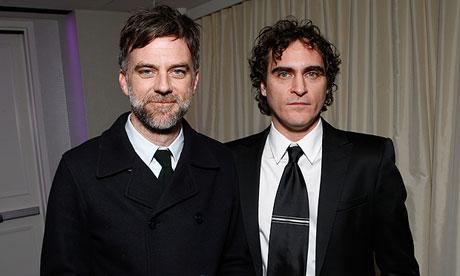 Paul Thomas Anderson and Joaquin Phoenix