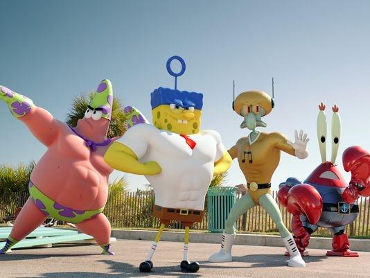 SpongeBob Sequel