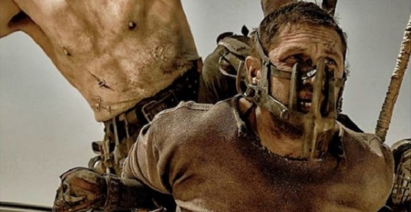 Tom Hardy takes over the titular role as 'Mad Max'