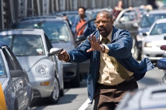 Denzel Washington in The Taking of Pelham 1 2 3