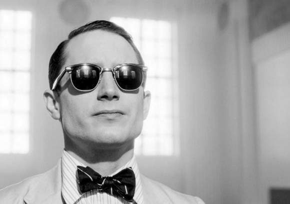 Elijah Wood plays John M. Brinnin, Thomas' Agent
