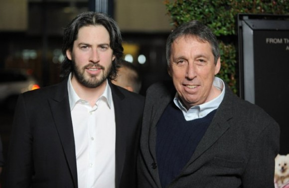 Jason and Ivan Reitman