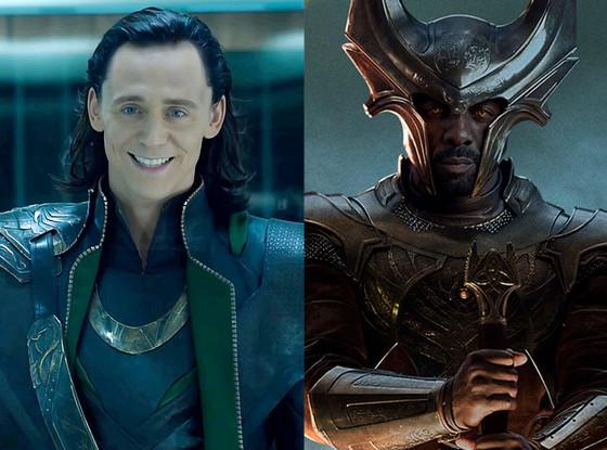 Loki, Heimdall