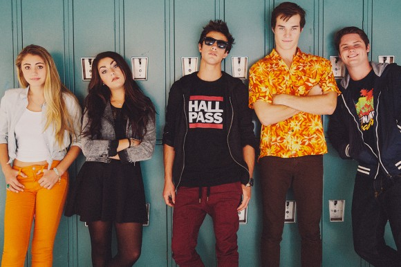 expelled cast
