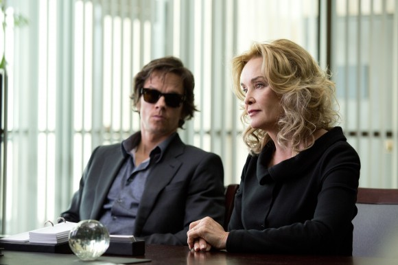 Jessica Lange's Roberta finds herself unable to get her son out of the trouble he's consistently inviting