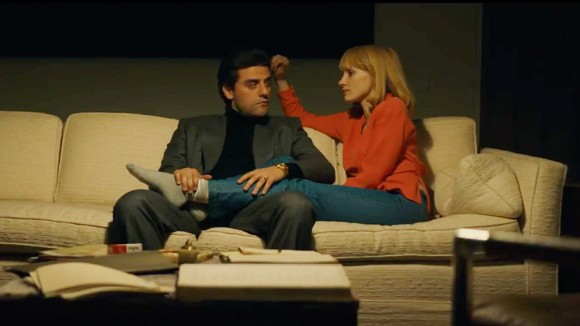 oscar isaac jessica chastain a most violent year