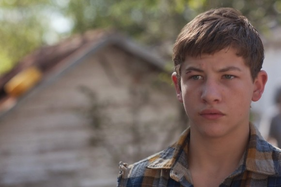 Tye Sheridan in David Gordon Green's 'Joe'