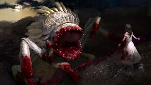 Fund Giant Mayan Monster Movie 'The Yellow Feather' on Kickstarter