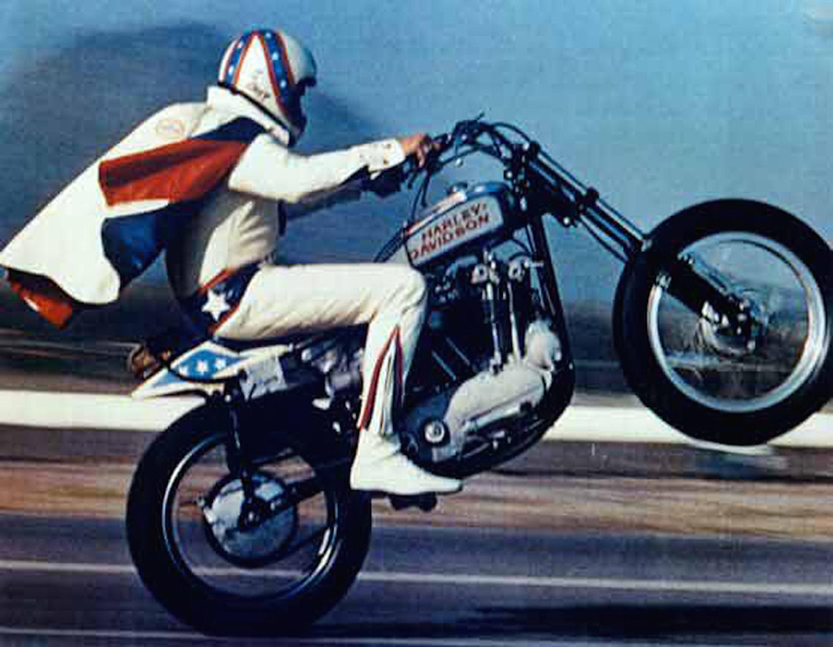 Gravitas Ventures to Distribute Evel Knievel Documentary