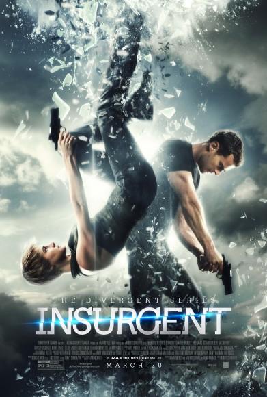 Final 'Insurgent' Poster