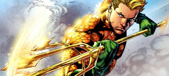 First Aquaman Image Released from 'Batman v. Superman: Dawn of Justice'