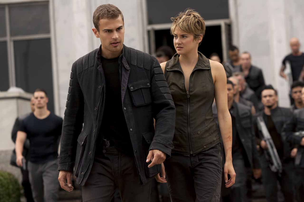 Shailene Woodley Fights Back in New 'Insurgent' Trailer