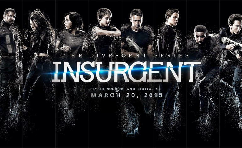 Check out the Final Trailer for 'The Divergent Series: Insurgent'