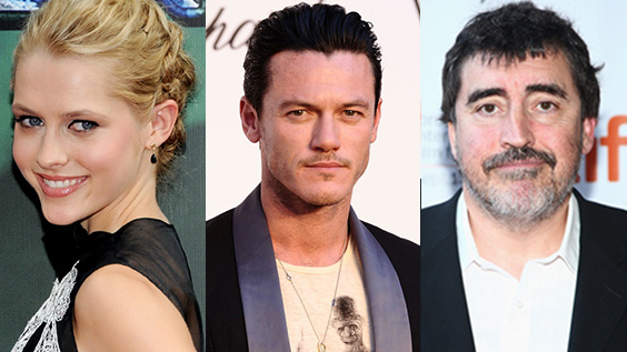Teresa Palmer, Luke Evans & Alfred Molina Set to Join 'Message From the King'