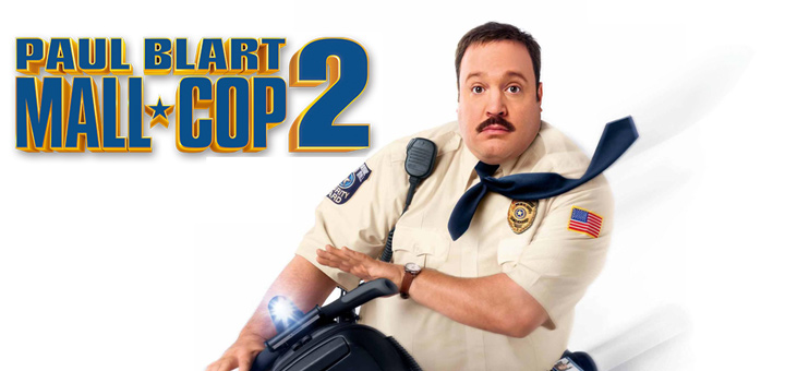 Paul Blart Rides Again: Check Out the Official Trailer for 'Paul Blart: Mall Cop 2′