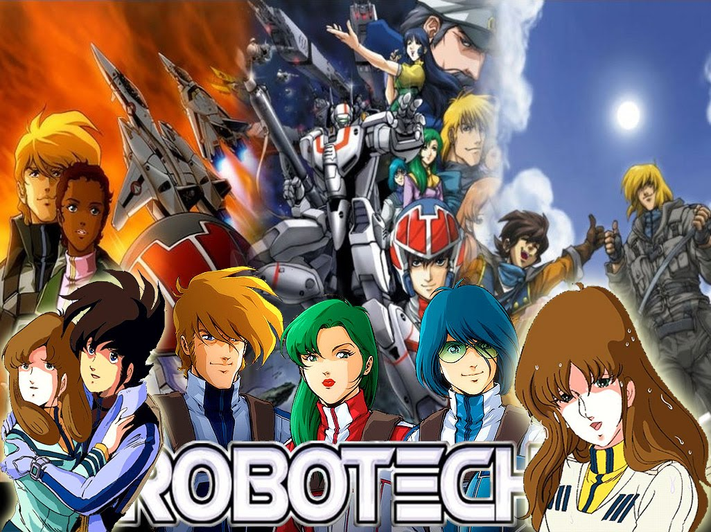Sony Acquires 'Robotech' Rights, Plans Live-Action Franchise