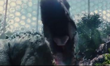 New Jurassic World TV Spot Shows Off Indominus Rex