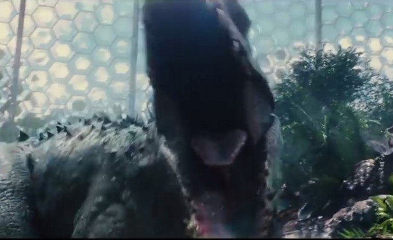 New Jurassic World TV Spot Shows Off Indominus Rex