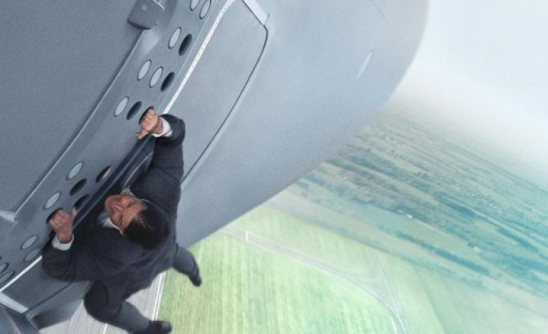 The Full 'Mission: Impossible – Rogue Nation' Trailer Makes a Landing