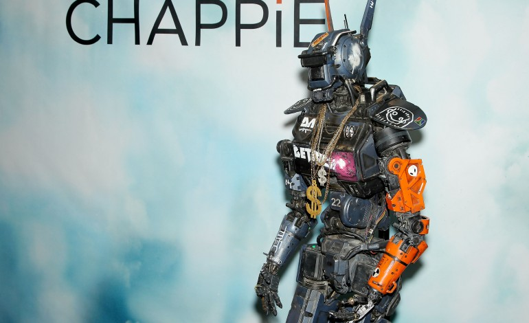 Movie Review – 'Chappie'