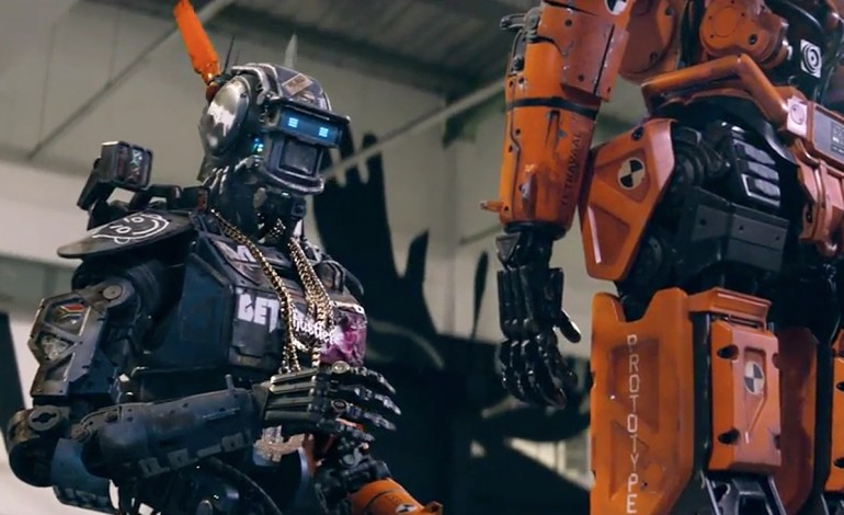 Let's Talk About…'Chappie'