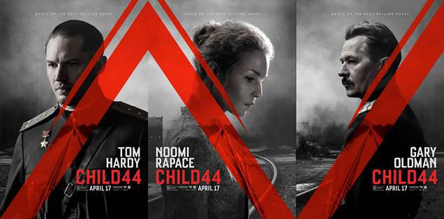 child 44 posters