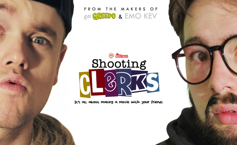 Kevin Smith Makes a Cameo in Trailer for 'Shooting Clerks'