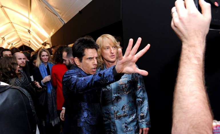 'Zoolander 2′ Made Official, Ridiculously Good Looking Models Storm the Runway