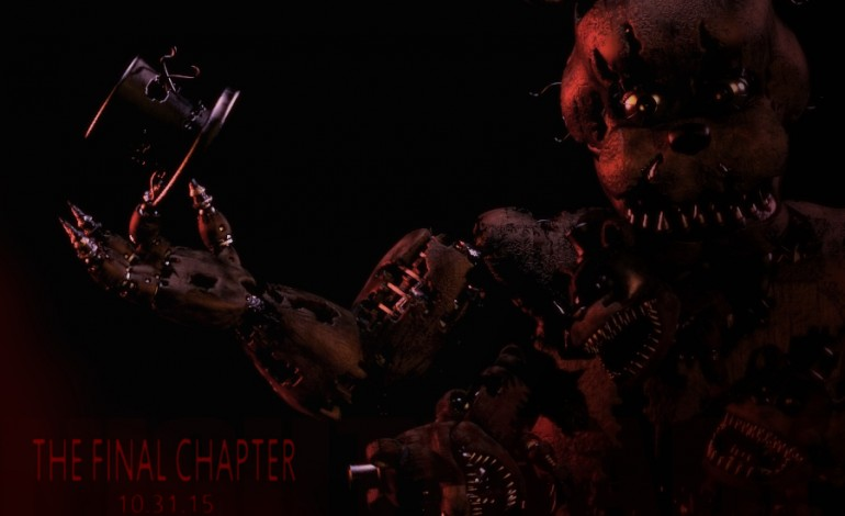 Horror Video Game Sensation 'Five Night's at Freddy's' Gets a Movie Deal