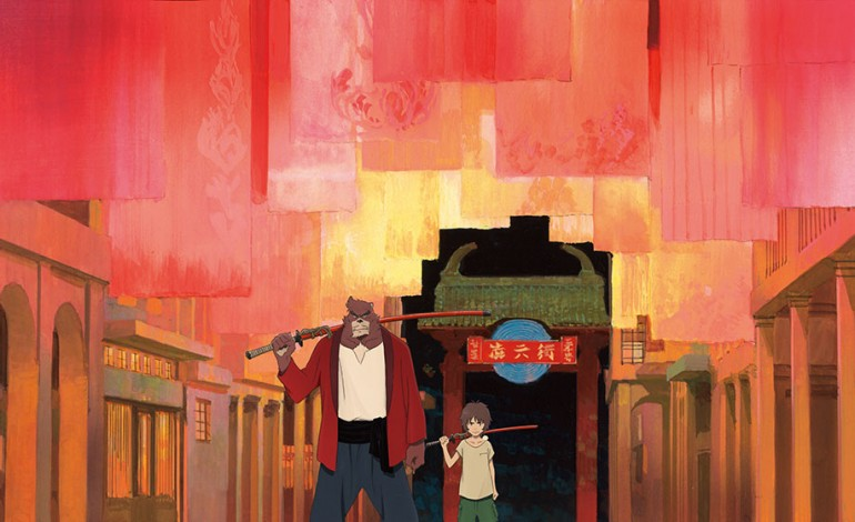 Anime Fans, Try Not to Lose it Over the New 'Boy and the Beast' Trailer
