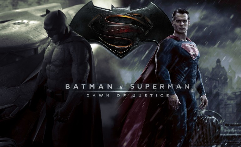 You Can Check Out The First Trailer for 'Batman v. Superman: Dawn of Justice' with 'Mad Max: Fury Road'