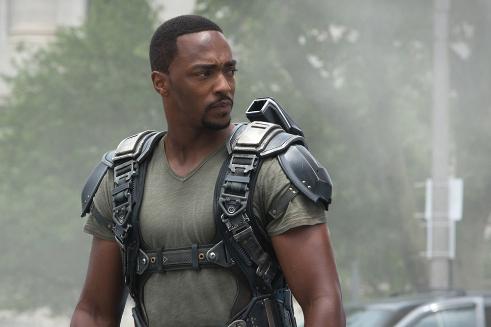 How Anthony Mackie Learned About Avengers: Endgame's ...