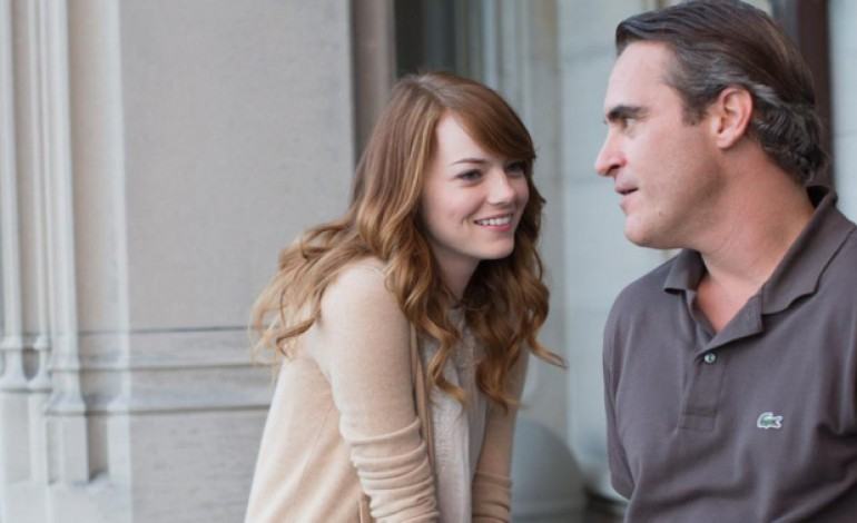 Catch a Glimpse of Emma Stone & Joaquin Phoenix in Woody Allen's 'Irrational Man'