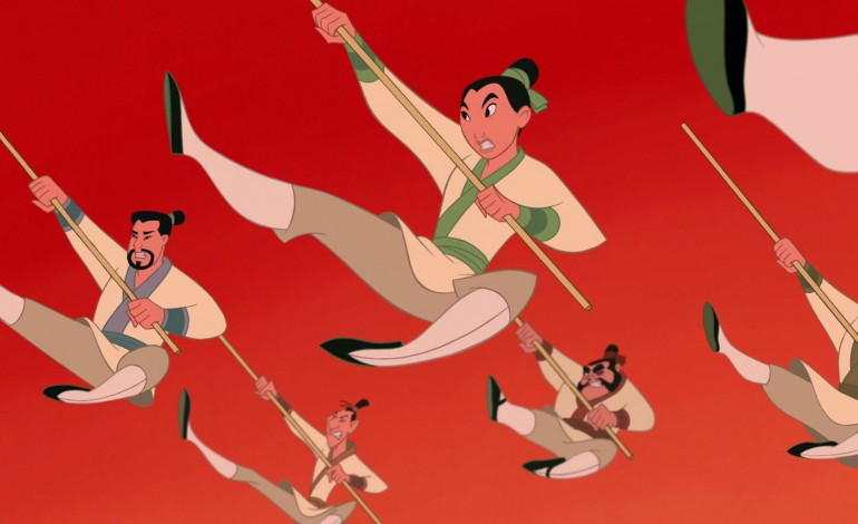 'Mulan' and the Gifts of Animation