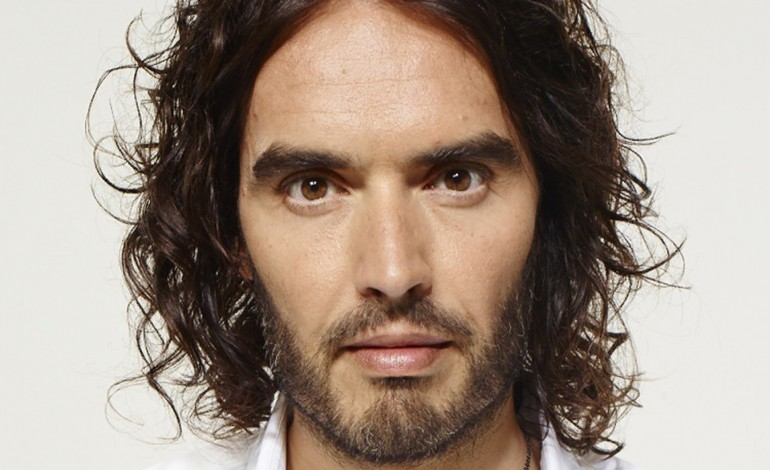 Russell Brand Joins Comedy 'Army of One'