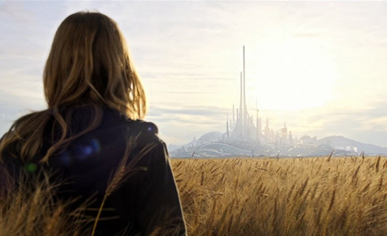 Disney Releases New 'Tomorrowland' Trailer, Announces IMAX Sneak Peek
