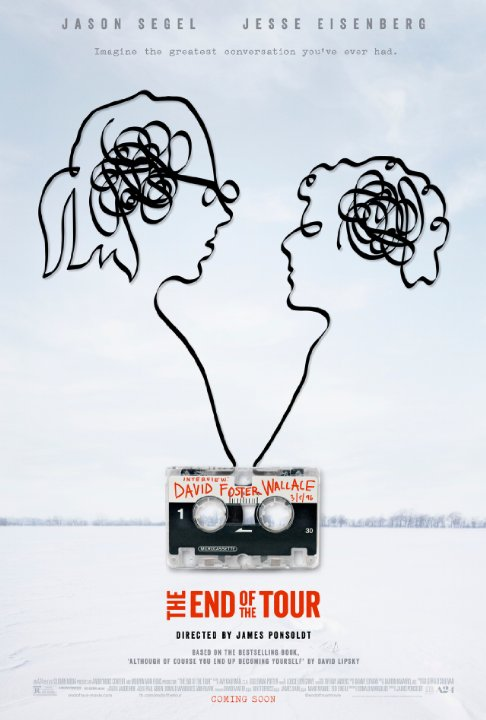 End of the Tour Poster