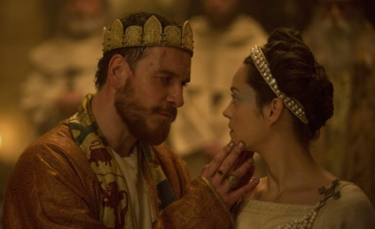 Check Out These Clips of Michael Fassbender and Marion Cotillard in 'Macbeth'