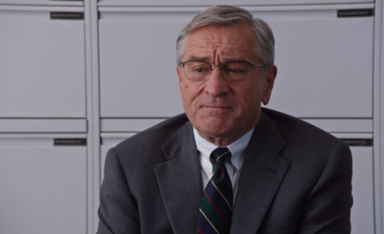 Check Out the First Trailer for 'The Intern'