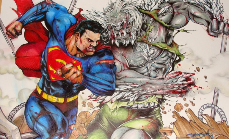 Doomsday Will Be a Major Villain in 'Batman v Superman: Dawn of Justice'