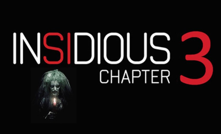 Movie Review – 'Insidious: Chapter 3′