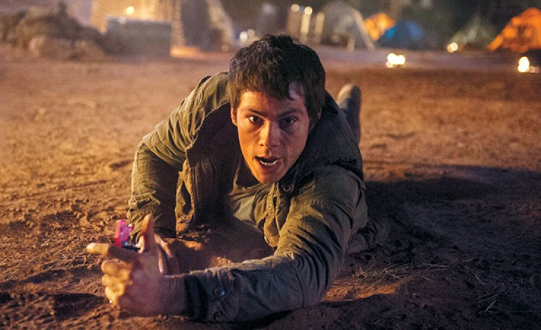 See the First Trailer for 'Maze Runner: The Scorch Trials'