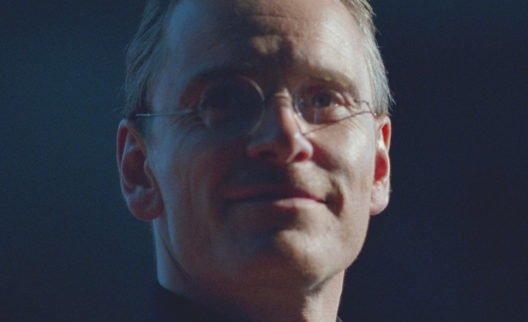 Here's the First Look at Michael Fassbender as Apple Icon Steve Jobs