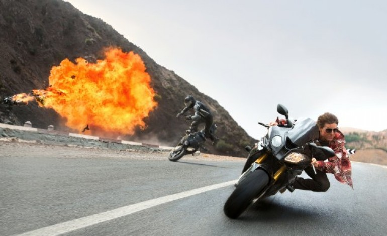 Watch the New Trailer for 'Mission: Impossible – Rogue Nation'