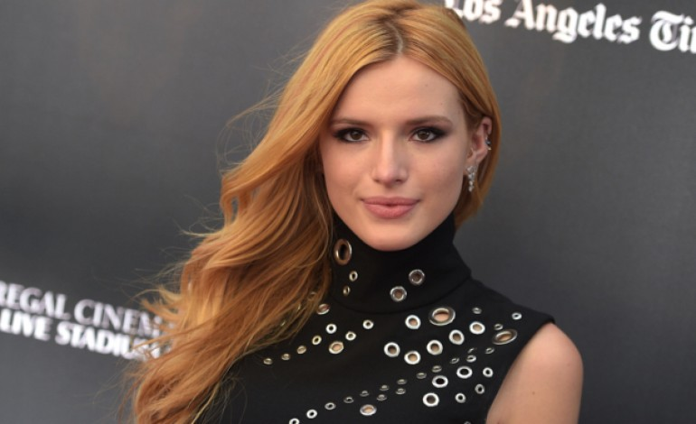 Bella Thorne and Patrick Schwarzenegger to Star in 'Midnight Sun'
