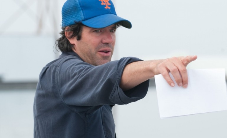 J.C. Chandor Circling 'Triple Frontier'